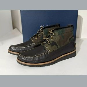 NEW Cole Haan Men's Pinch Rugged Chukka Boots